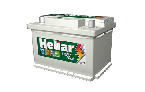 Heliar Super Free HF60HD