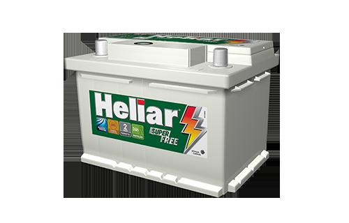 Heliar Super Free HF60HD