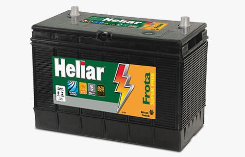 Heliar Frota Super Free RTP100LE