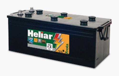 Heliar Frota RTV135TD