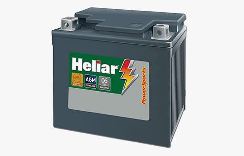 Heliar PowerSports HTZ5L