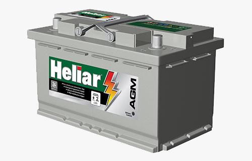 Heliar AGM AG 80KD