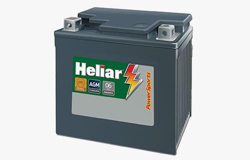 Heliar PowerSports HTZ7L