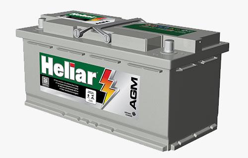 Heliar AGM AG 105SD