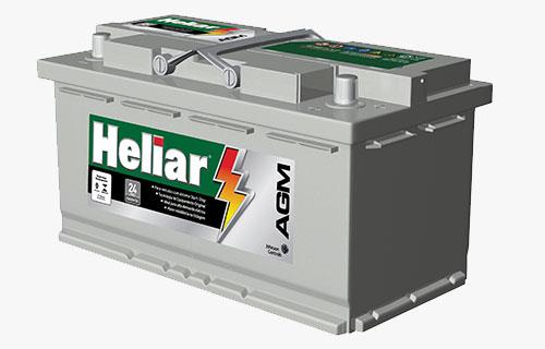 Heliar AGM AG 95MD