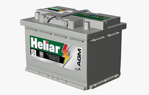 Heliar AGM AG 70PD