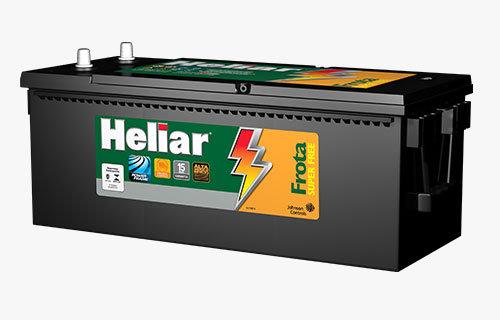 Heliar Frota Super Free RTP170TD