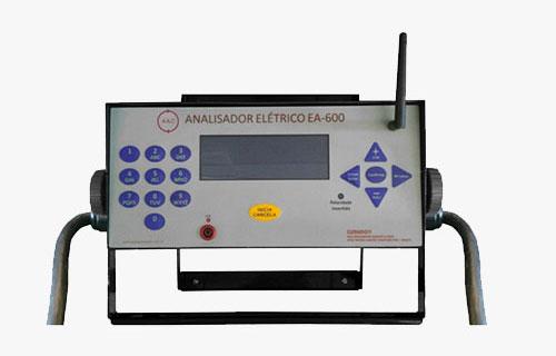 Analisador automotivo EA600 Baterias Heliar, testa baterias 12V chumbo ácido automotivo.
