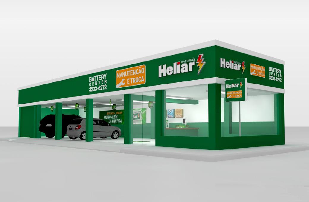Nossos centros de serviço vão muito além da partida e oferecem o melhor atendimento para nossos revendedores e clientes.