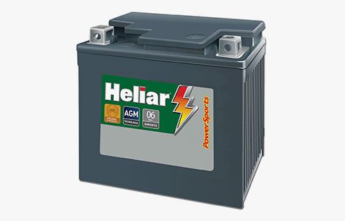 Heliar PowerSports HTZ6L