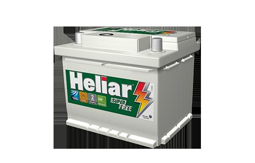 Heliar Super Free HF48BD